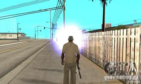 Гипноз в San Andreas для GTA San Andreas четвёртый скриншот