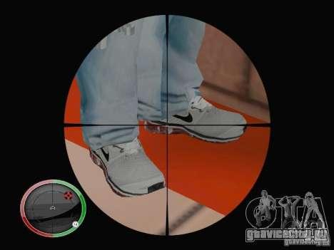 Nike Air Max для GTA San Andreas третий скриншот
