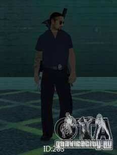 Новые скины SAPD для GTA San Andreas шестой скриншот