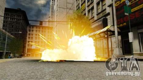 Огонь в руках Геральта для GTA 4 четвёртый скриншот