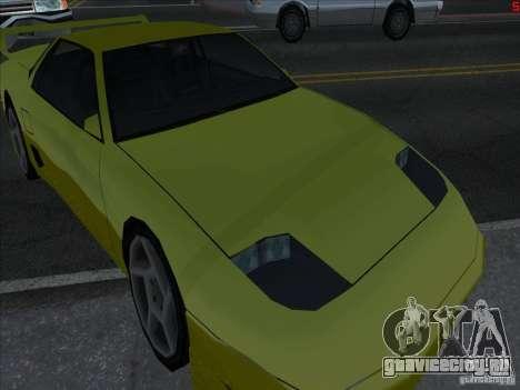 Более яркие цвета для автомобилей для GTA San Andreas третий скриншот