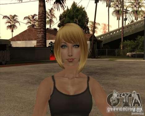 Новая gangrl3 для GTA San Andreas третий скриншот