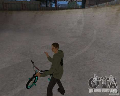 Tony Hawk для GTA San Andreas четвёртый скриншот