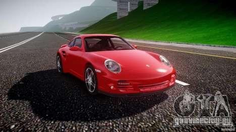 Porsche 911 Turbo V3 (final) для GTA 4 вид справа