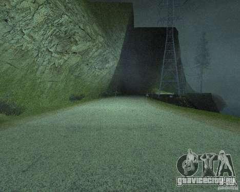 Новые дороги в San Fierro для GTA San Andreas двенадцатый скриншот