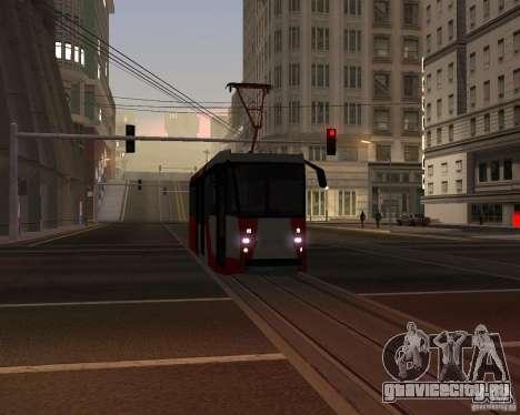 ЛМ-2008 для GTA San Andreas вид сверху