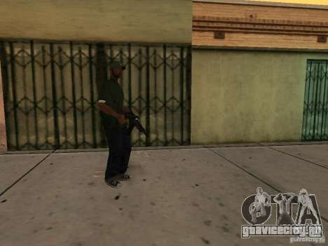 Возможность позвать Свита для GTA San Andreas третий скриншот