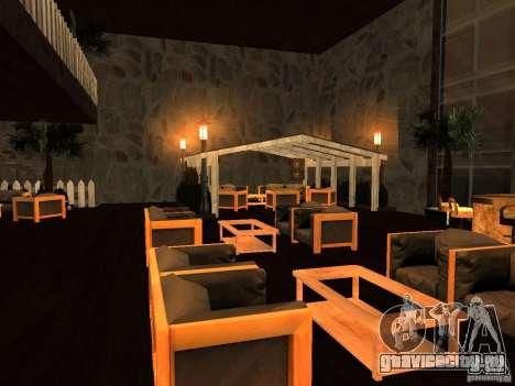Клуб на воде для GTA San Andreas третий скриншот