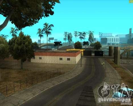 ENBSeries Good Оld для GTA San Andreas четвёртый скриншот
