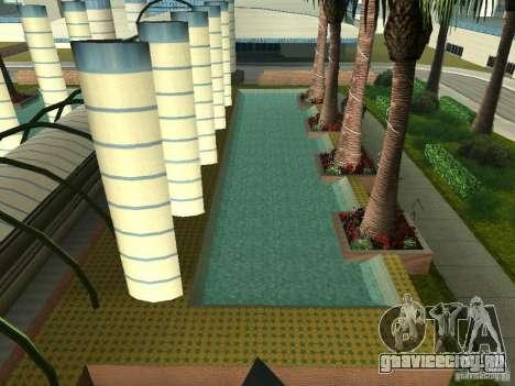 Новые текстуры для казино The High Roller для GTA San Andreas третий скриншот