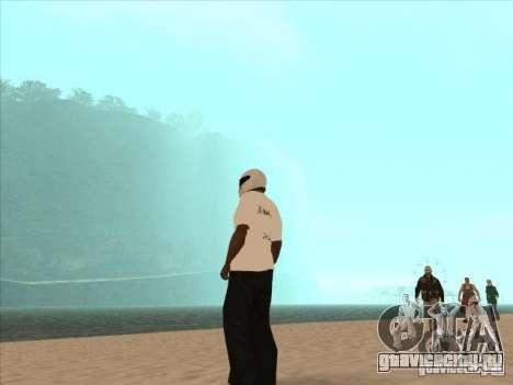 Футболка с изображением Майкла Джексона для GTA San Andreas пятый скриншот