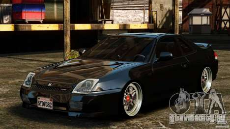 Honda Prelude SiR VERTICAL Lambo Door Kit для GTA 4
