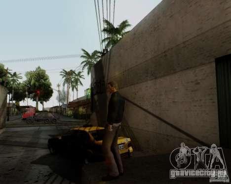 Daniel Craig для GTA San Andreas третий скриншот