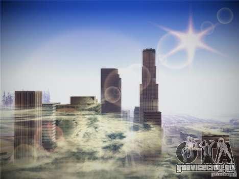 IG ENBSeries for low PC для GTA San Andreas пятый скриншот