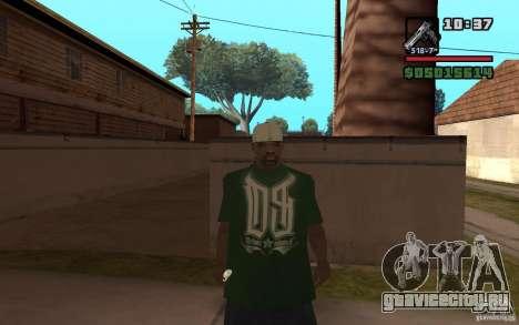 Grove Street Skin Pack для GTA San Andreas второй скриншот