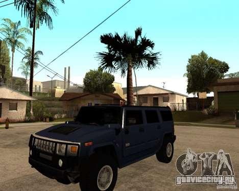 Hummer H2 SE для GTA San Andreas