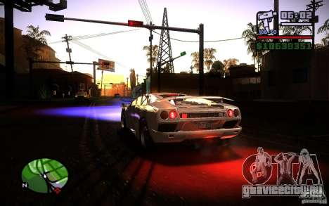 ENBSeries by Gasilovo v3 для GTA San Andreas