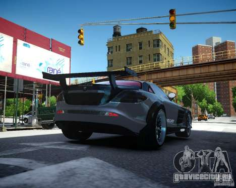 iCEnhancer 2.1 Final для GTA 4 пятый скриншот