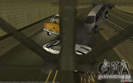 Реалистичные аварии для GTA San Andreas второй скриншот