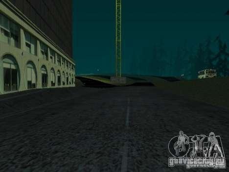 New СITY v1 для GTA San Andreas шестой скриншот