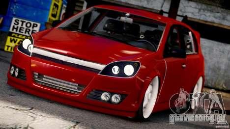 Opel Astra для GTA 4