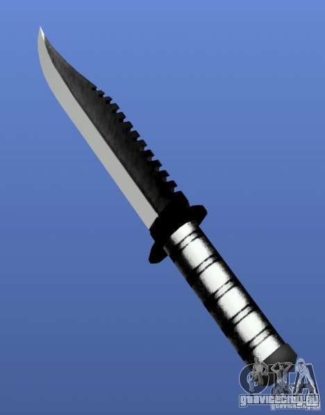 Weapons Retex для GTA 4 седьмой скриншот