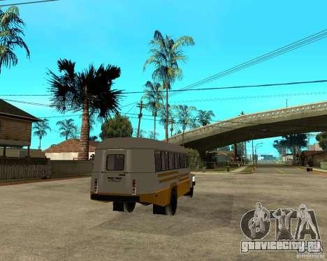 КАВЗ - 39765 длиннобазный для GTA San Andreas вид справа