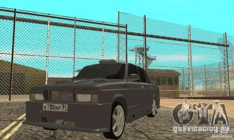 ВАЗ 2105 Night Hunter для GTA San Andreas