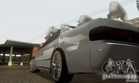 Toyota Cresta JZX90 для GTA San Andreas вид сверху