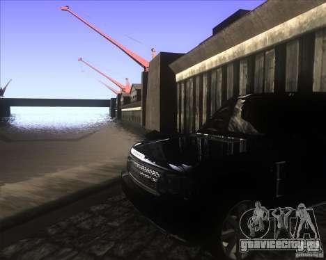 Enbsereis 0.74 (Dark 2) для GTA San Andreas второй скриншот