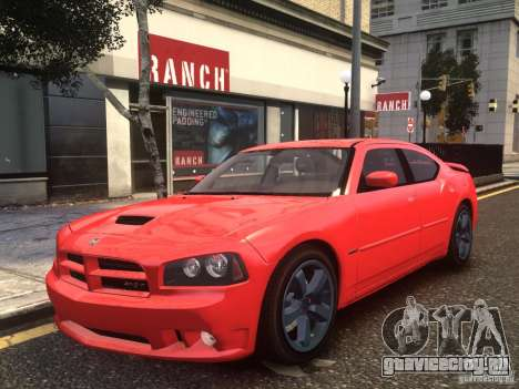Dodge Charger SRT8 2006 для GTA 4