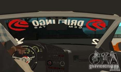 BMW Alpina B8 WideBody для GTA San Andreas вид справа