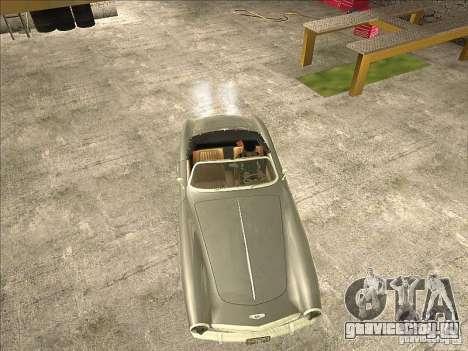 IWS 508 для GTA San Andreas вид сзади