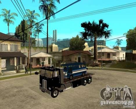 Peterbilt для GTA San Andreas
