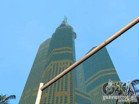 New Dubai mod для GTA San Andreas седьмой скриншот