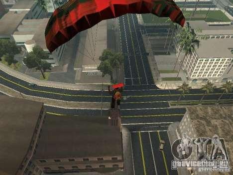 Новые дороги в Los Santos для GTA San Andreas пятый скриншот
