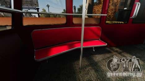 Улучшенные сидения в фуникулёре для GTA 4 второй скриншот