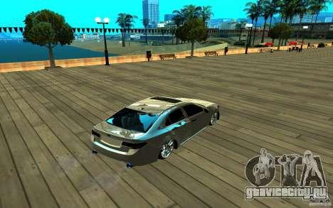 ENB для любых компьютеров для GTA San Andreas шестой скриншот