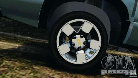 Chevrolet S-10 Colinas Cabine Dupla для GTA 4 вид сверху