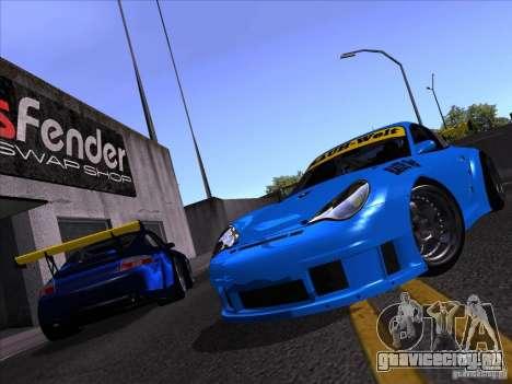 Porsche 911 GT3  RWB для GTA San Andreas
