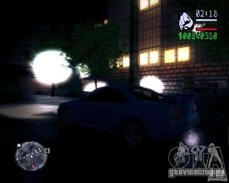 New Fonts 2011 для GTA San Andreas
