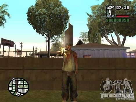 Markus young для GTA San Andreas девятый скриншот