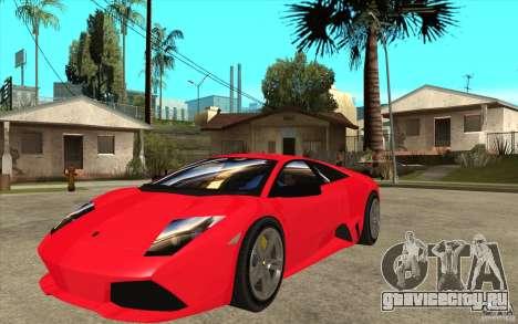 Lamborghin Murcielago LP640 v2 для GTA San Andreas