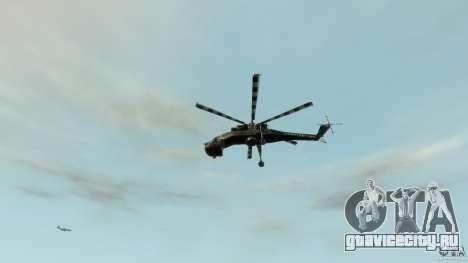 Liberty Sky-lift для GTA 4 вид сверху
