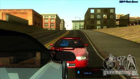ENBSeries 0.75c для GTA San Andreas пятый скриншот