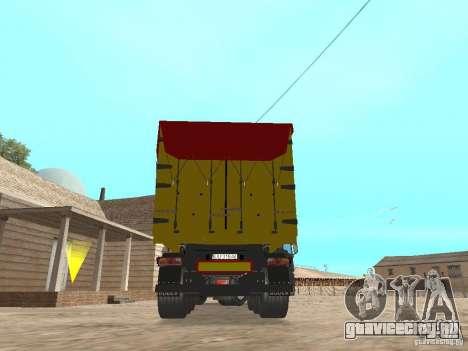 Прицеп BODEX для GTA San Andreas вид слева
