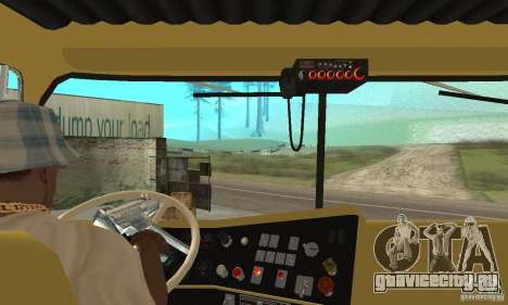 International Transtar II 1975 для GTA San Andreas