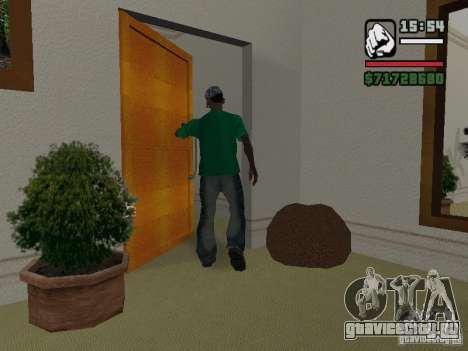 Новые джинсы для GTA San Andreas второй скриншот