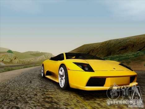 Lamborghini Murcielago LP640-4 для GTA San Andreas вид слева