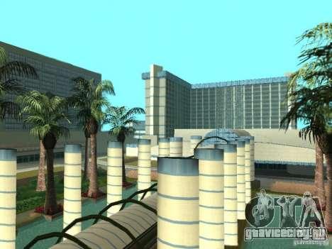 Новые текстуры для казино The High Roller для GTA San Andreas второй скриншот